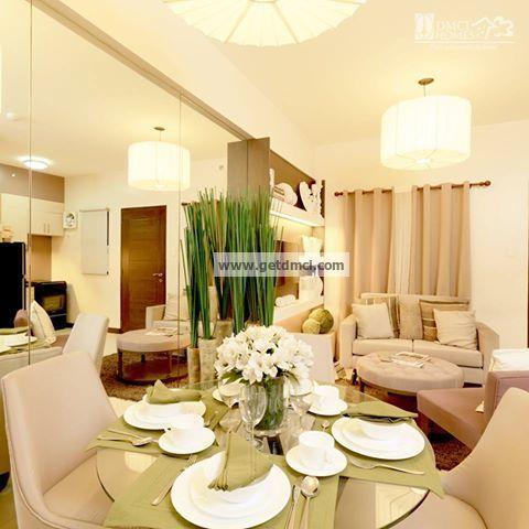 Dmci Homes Model Units Get Dmci Condo Interior Design Condo