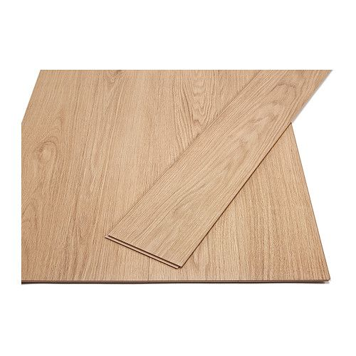 Populaire préféré TUNDRA Sol stratifié IKEA TUNDRA Sol stratifié, motif chêne 5,99 #PM_14