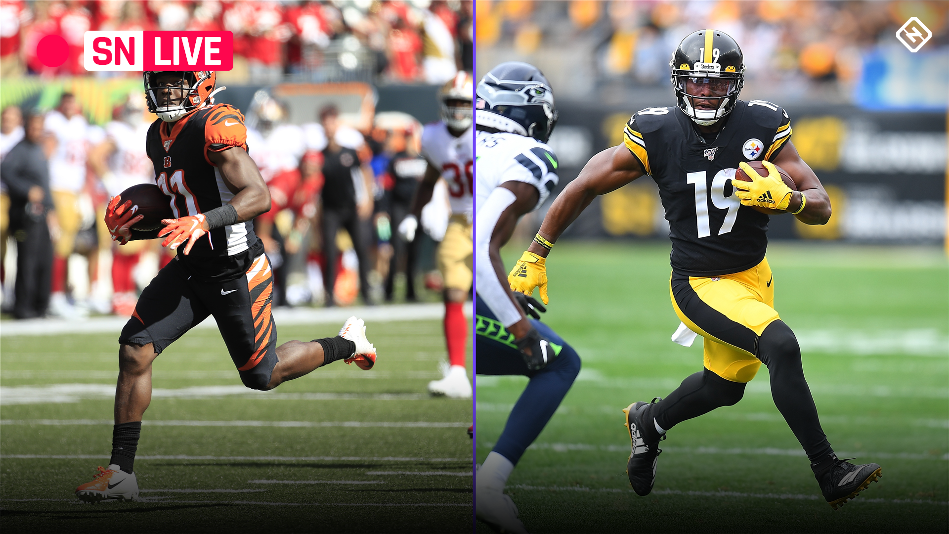 Bengals vs. Steelers Live score, updates, highlights from