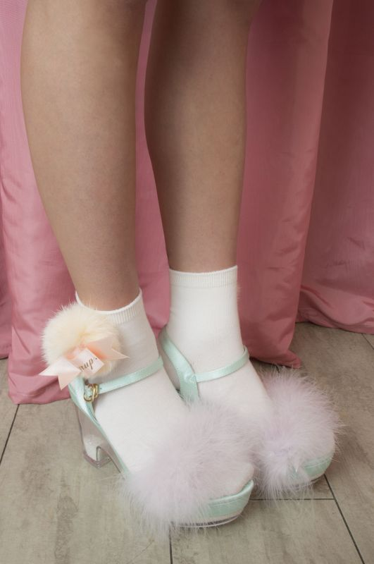 fairy dust sandal(ミント) sizeM - Syrup.