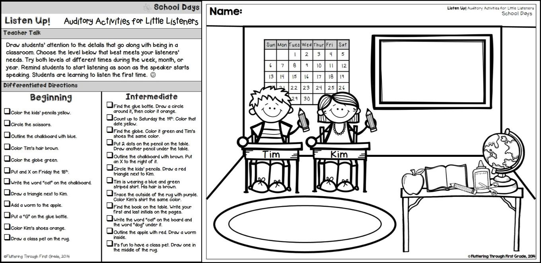 medium resolution of Fluttering Through the Grades -   Speech language therapy