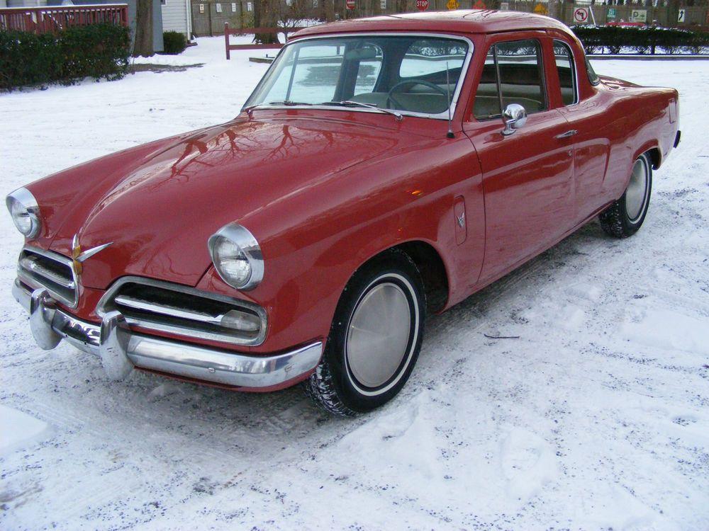 1953 Studebaker 2-door | eBay yes virginia those ol' cars had sum damn class! to bad they ran outta bucks!!
