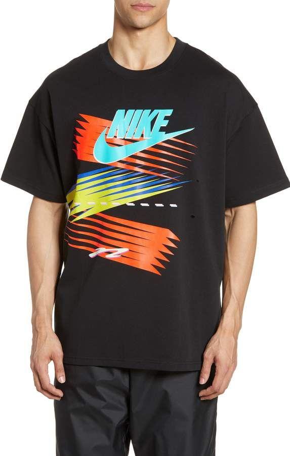 Nike x atmos Men's T Shirt in 2019 | Mens clothing styles