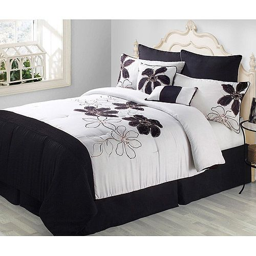 Maybe this bedding set fulton 8 piece comforter set black and maybe this bedding set fulton 8 piece comforter set black and white mightylinksfo