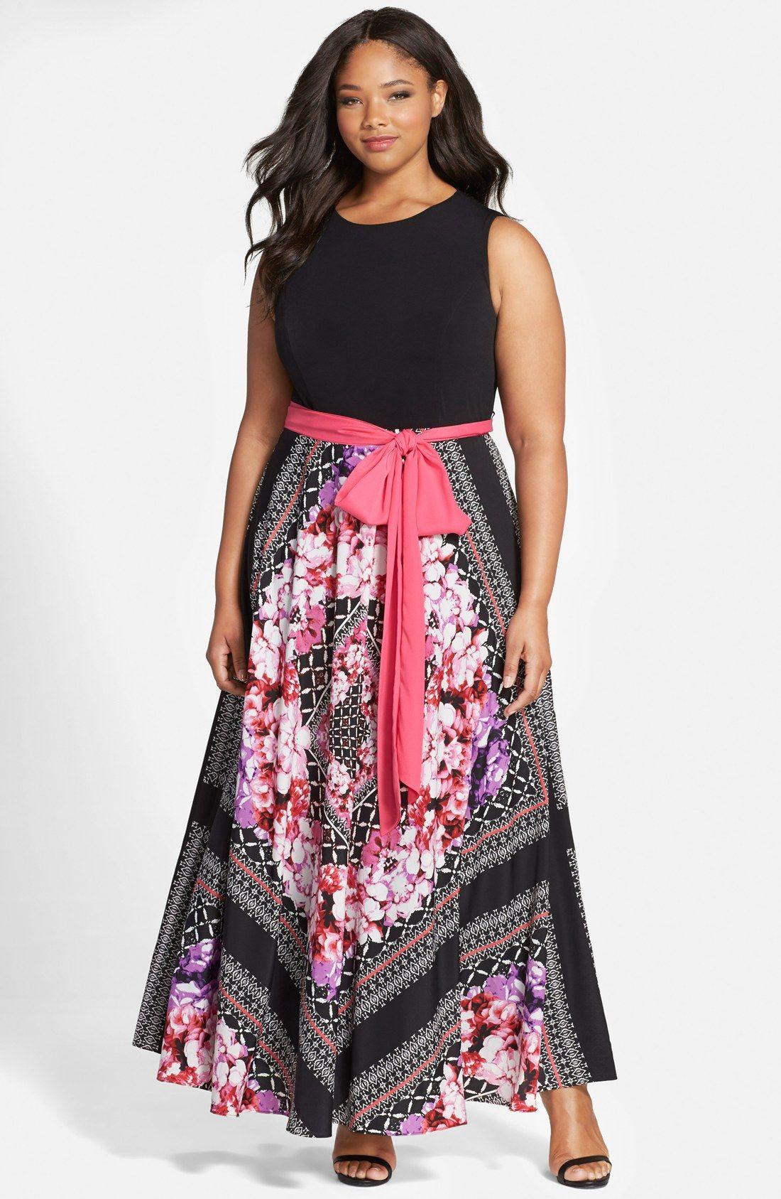 eliza j plus size dresses gallery - dresses design ideas