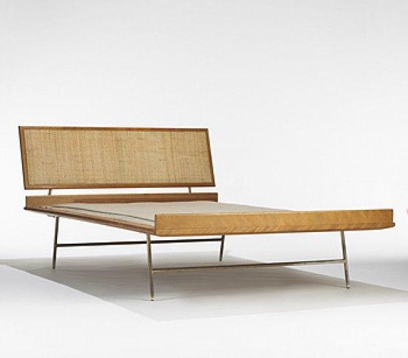 George Nelson Associates Thin Edge Bed, Herman Miller Bedroom Furniture