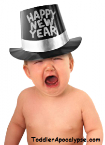 Happy New Year Happy New Year Baby Baby New Year Baby Crying