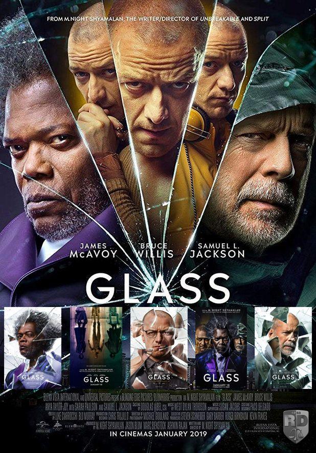 [HD1080p].Glass (Cristal) Pelicula' Completa en Español