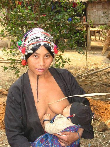 Naked young malay slut
