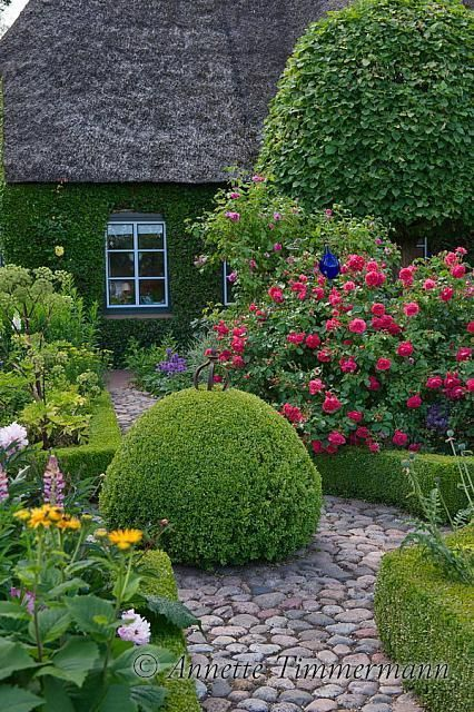 Bauerngarten - Garten #cottagegardens