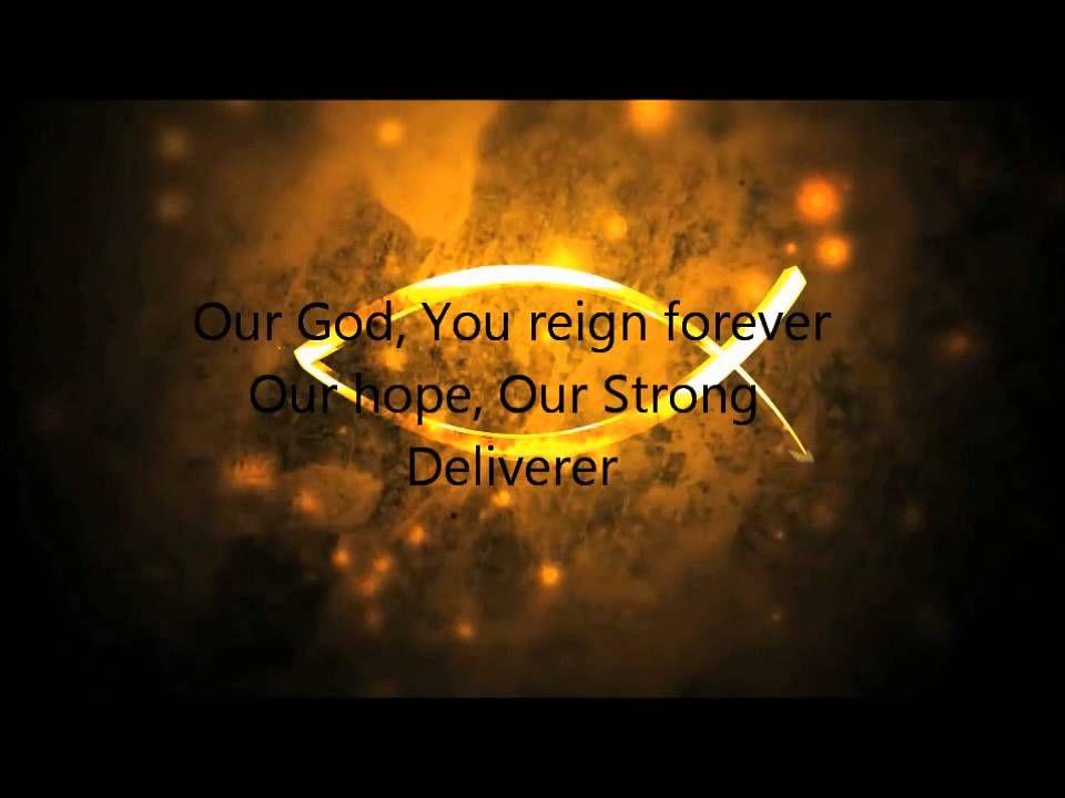 Everlasting God (Strength Will Rise) - Chris Tomlin w