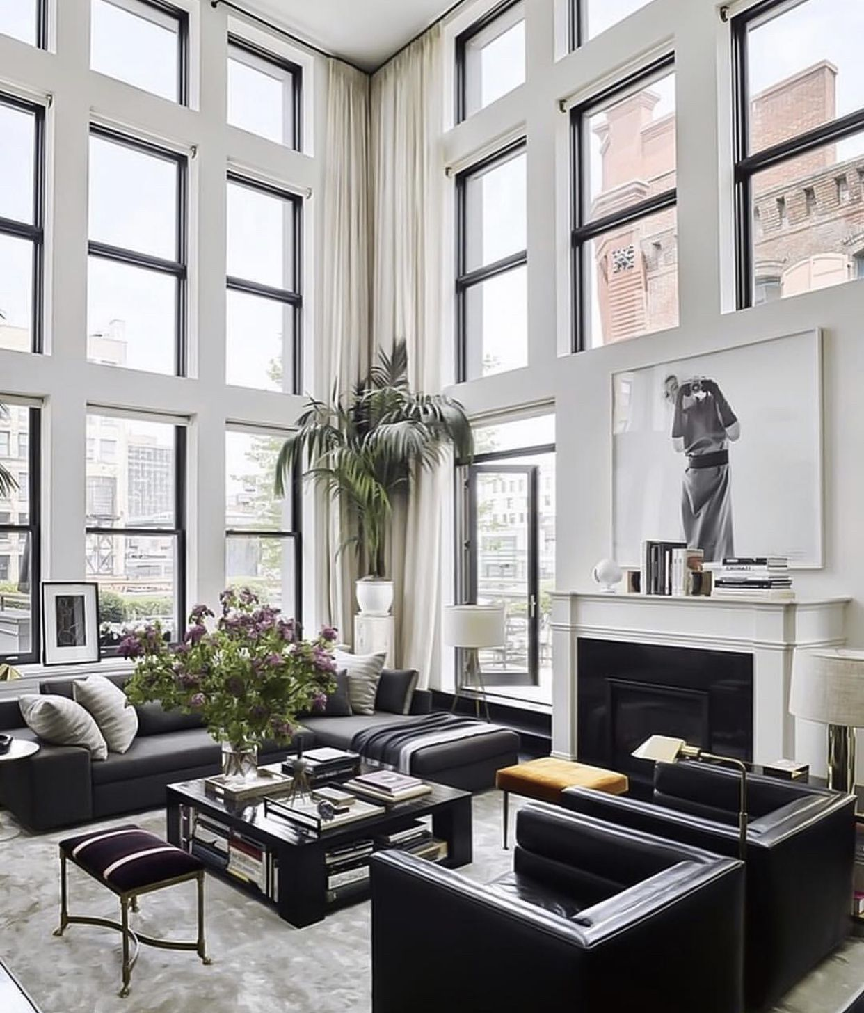 Making Your Living Room Look And Feel More Luxurious Jessica Elizabeth Interiors Tropical Living Room Luxury Living Room Apartment Design