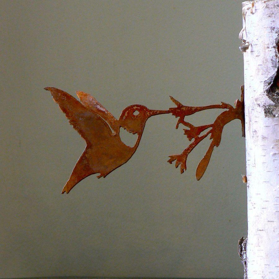 12 Hummingbird Metal Yard Art Ideas Metal Yard Art Yard Art Metal