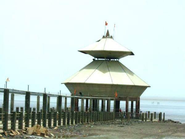 Image result for stambheshwar mahadev the disappearing temple of gujarat