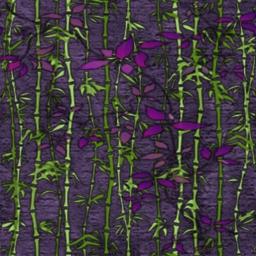 Purple Bamboo Garden By Aquablupebble The Exchange Community The Sims 3 Bamboo Garden Garden Art Sculptures Sims