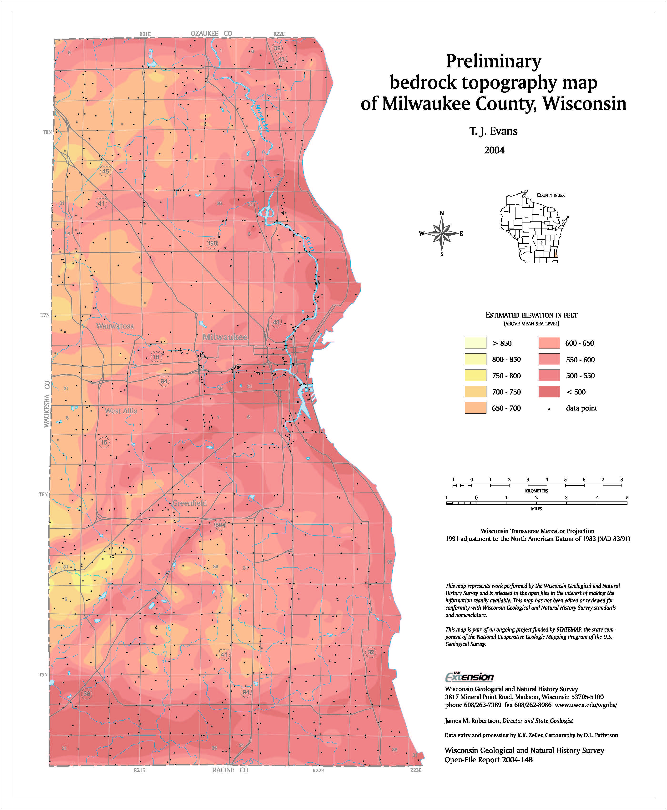 Pin By Wisconsin Geological Survey On Vintage Geology Topography