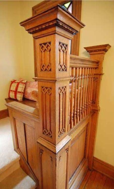 Awesome Newel Post Victorian Homes New Staircase Victorian Interiors