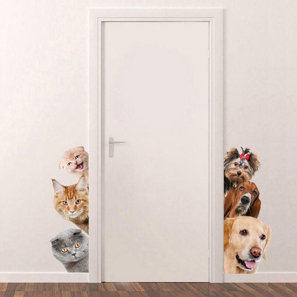 Beagle Dog Wall Mural Funny Animals Photo Wallpaper Kids Bedroom Home Decor