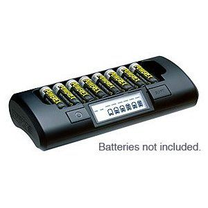 Two Of These Chargers Great When You Re Getting Ready For A Wedding Aaa Battery Charger Aa Battery Charger Battery Charger