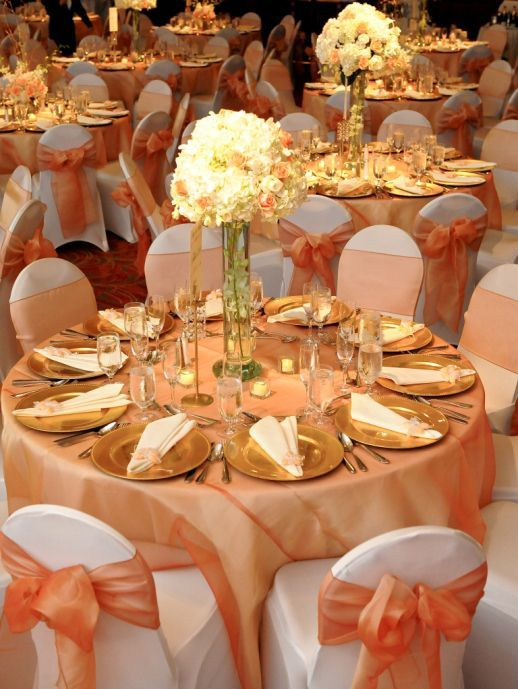 Image Result For Peach White And Gold Wedding Colors Future Mrs