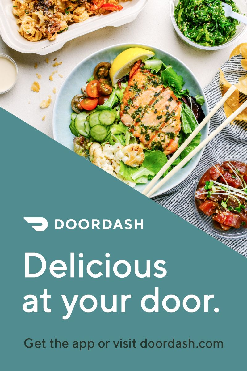 Doordash Offers A Selection Of More Than 250 000 Menus Across 3 000 Cities In The U S And Canada Get Your Favori Healthy Meals Delivered Food Healthy Recipes