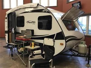 Prolite Plus Lightweight Travel Trailer With Slideout Lightweight