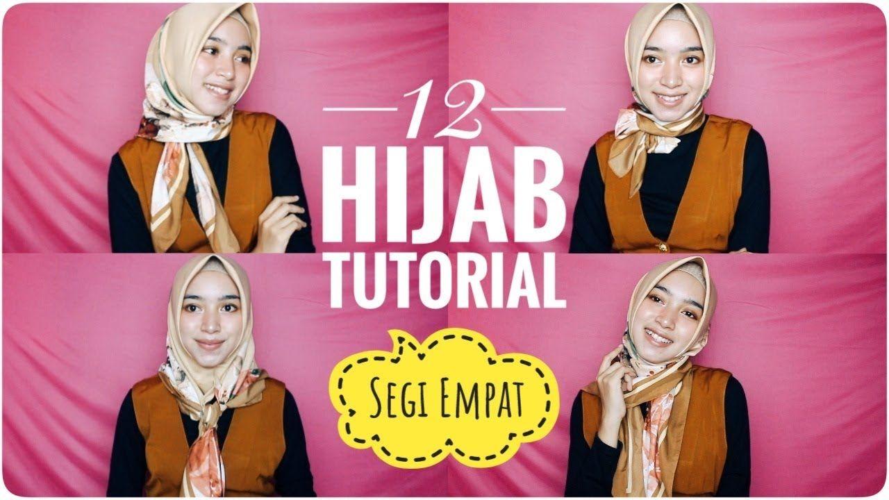 Tutorial Hijab Pashmina Simple Ke Kantor Ragam Muslim Di 2020