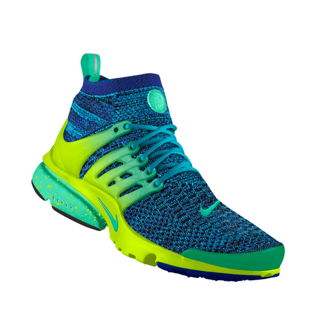 Chaussure Nike Air Presto Ultra Flyknit iD pour Femme