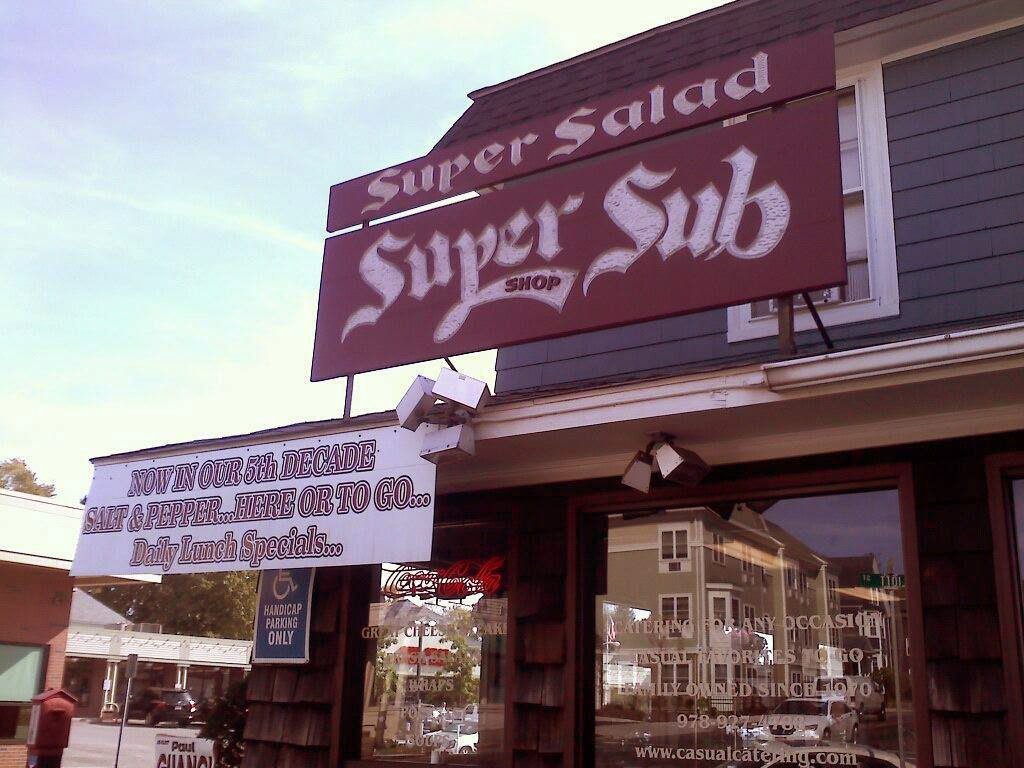 Super Sub Cabot Street Beverly Ma Best Steak Cheese Subs Ever Beverly Steak And Cheese Sub College Place