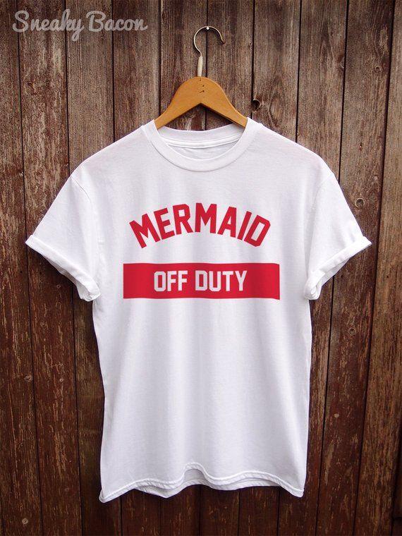 9f2810e8639da Mermaid tshirt Christmas - funny shirts