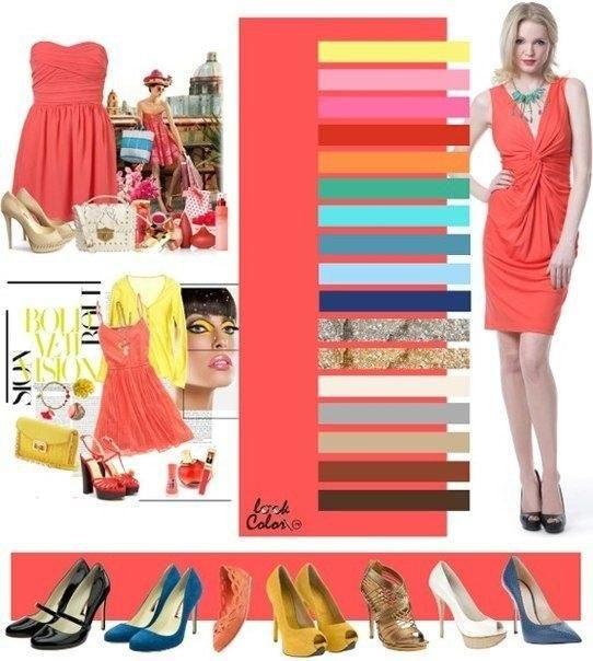 Farbe Puderrosa Richtig Kombinieren: Farben Richtig Kombinieren...