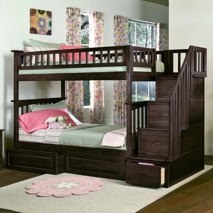 Bunk Beds Done The Right Way Room Bedroom Bunk Beds Kids Bedroom