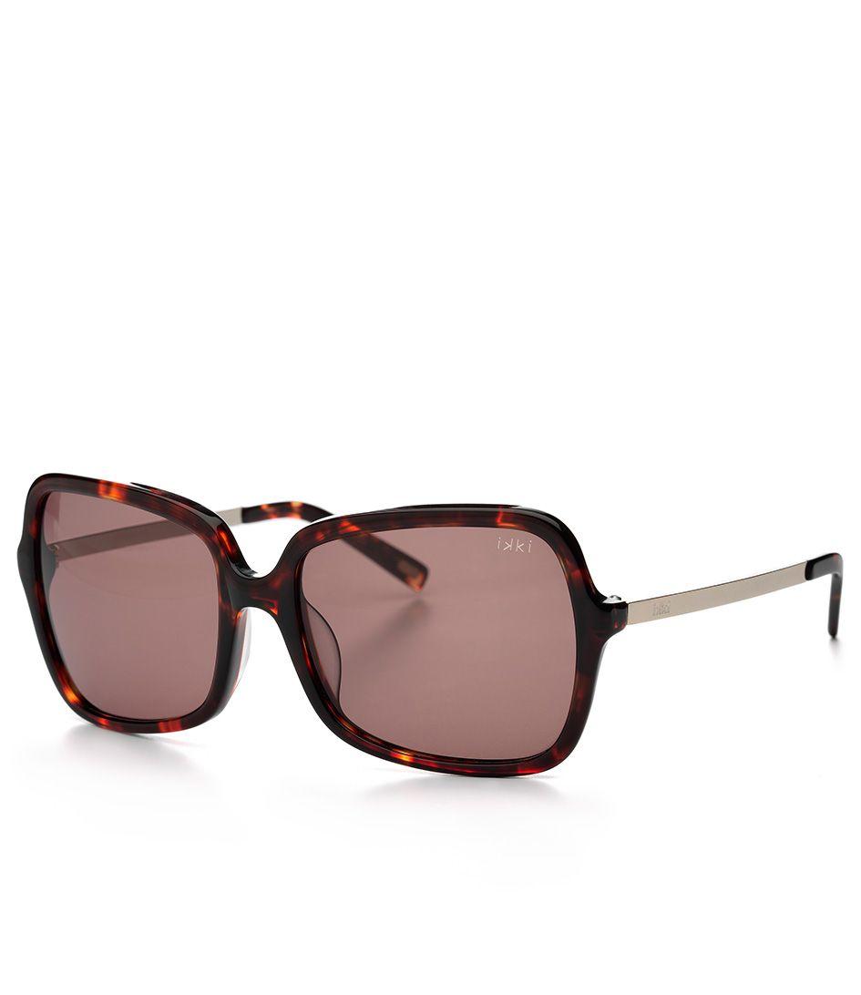 f7739355a37c16 De Paris zonnebril van IKKI Eyewear is een trendy zonnebril waarmee je mag  opvallen!