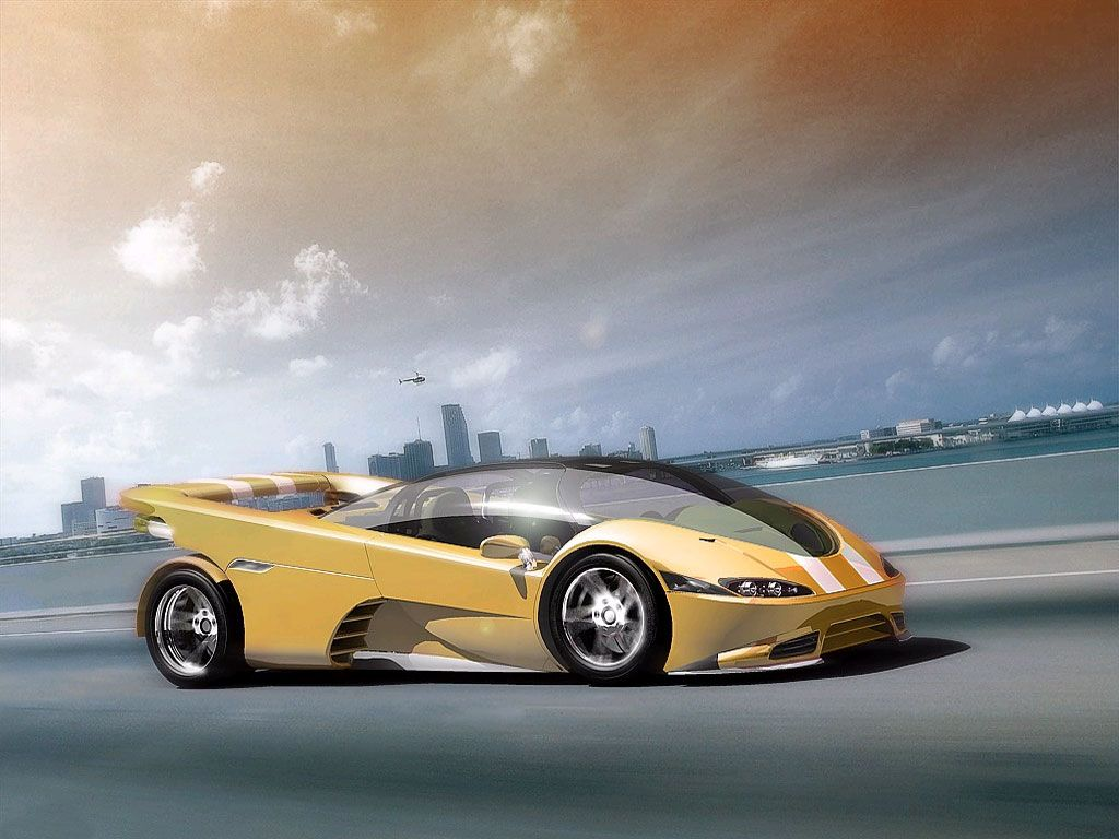 Fantasy Art Design Wallpapers Modern Science Fiction 3d Art Fantasy Car Wallpapers Concept Cars Futuristic Cars