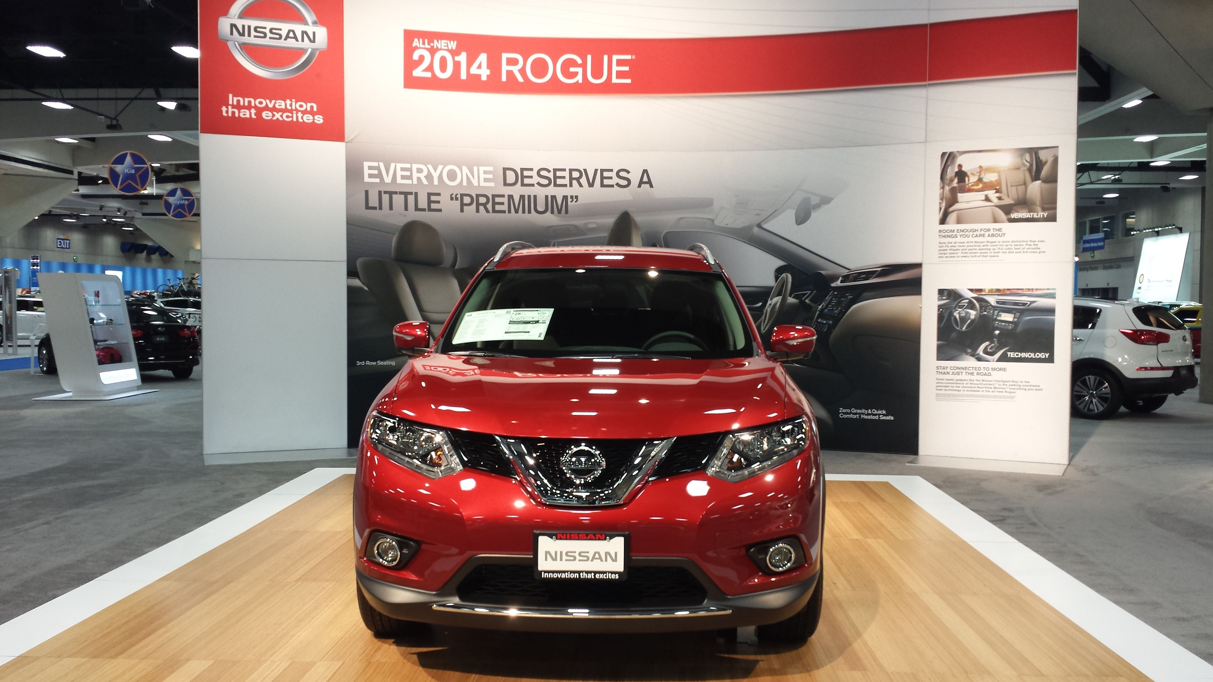 Plan On Going To The 2014 San Diego Auto Show This Weekend Be Sure To Check Out The Nissan Booth Here S A Sneak Peak Nissan San Diego Bmw Car