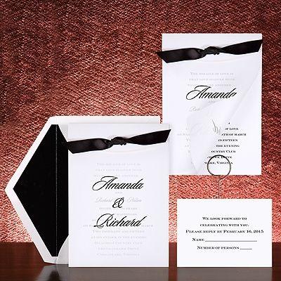 Wedding Wedding Invitations Bed Bath Beyond Stationery Wedding Invitations Invitations Wedding