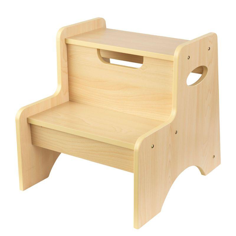 Outstanding Kidkraft Two Step Stool Products In 2019 Kitchen Step Inzonedesignstudio Interior Chair Design Inzonedesignstudiocom