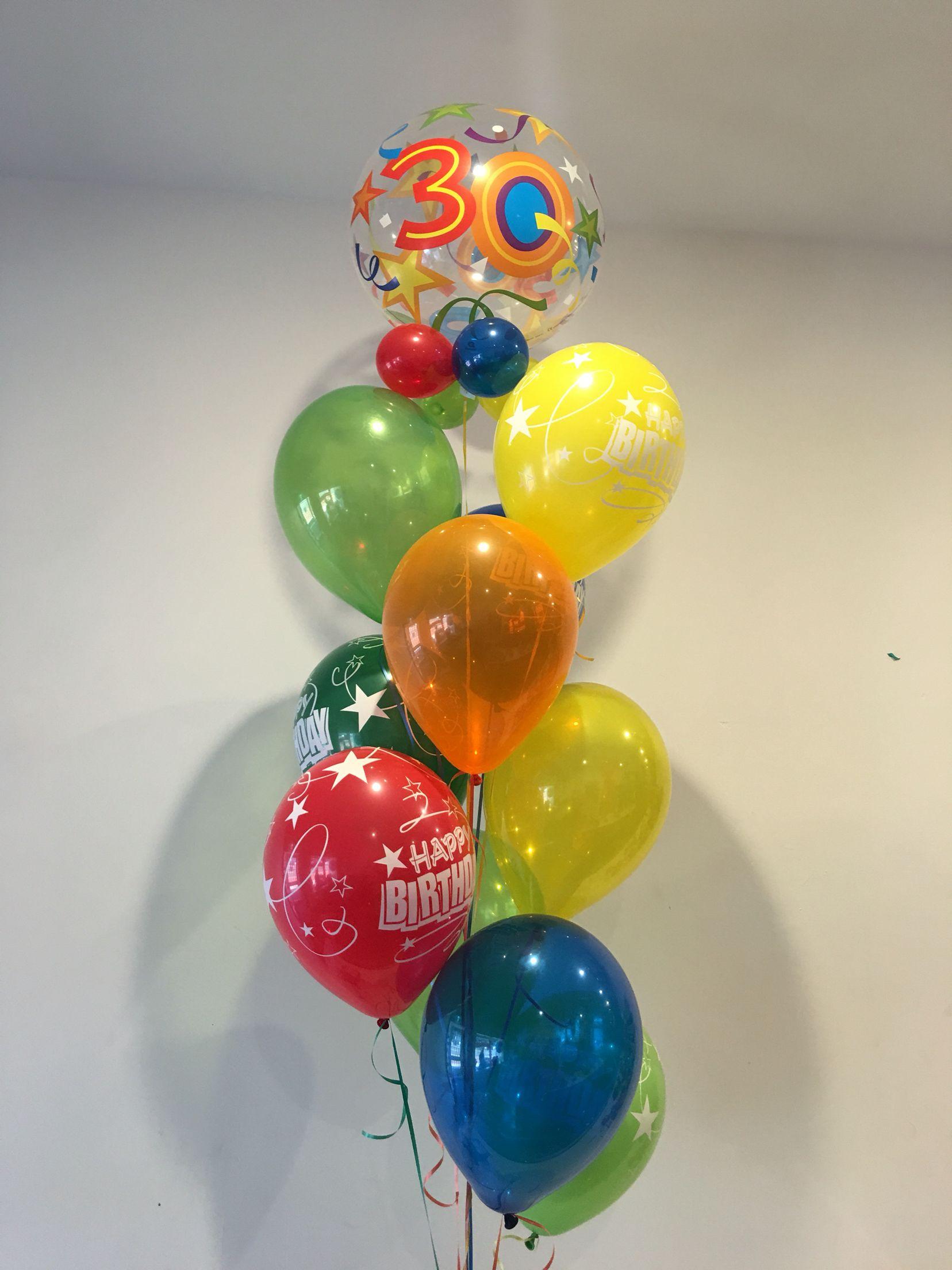 Pin en Balloon Gift Bouquets