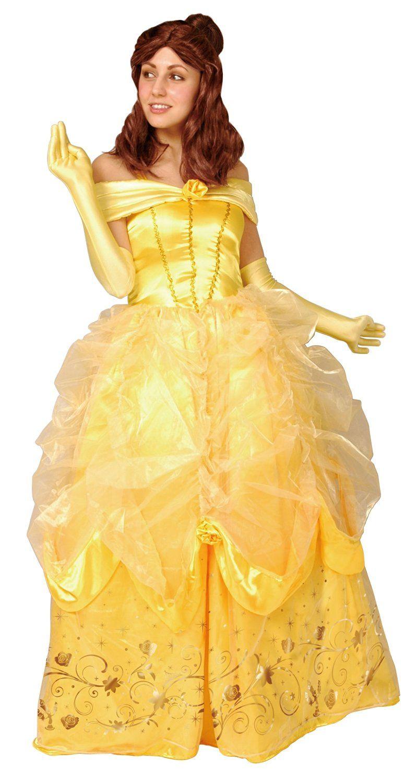 amazon | ディズニー 美女と野獣 ベル コスチューム レディース 155cm