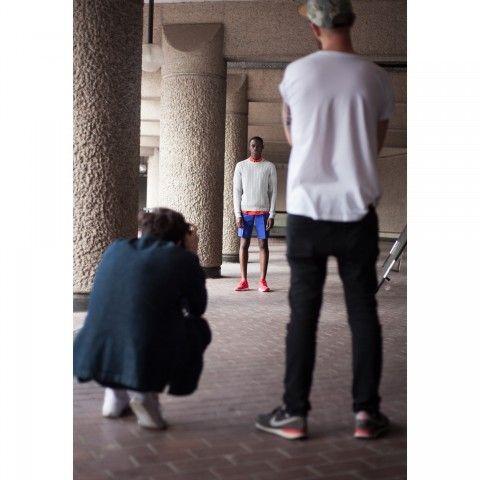 90e8611de8e271 We recently shot our brand new  FARAH  SS15 Collection at the incredible   Barbican