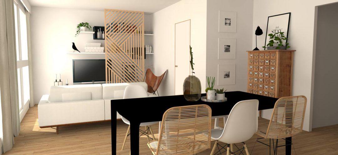 Donner Du Style A Un Appartement Des 70 S Deco Appartement Deco Maison Appartement