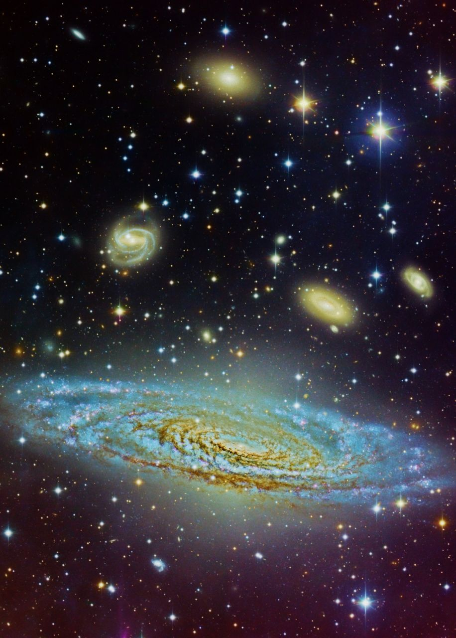 universe solar system stars and galaxies pdf - 736×1028
