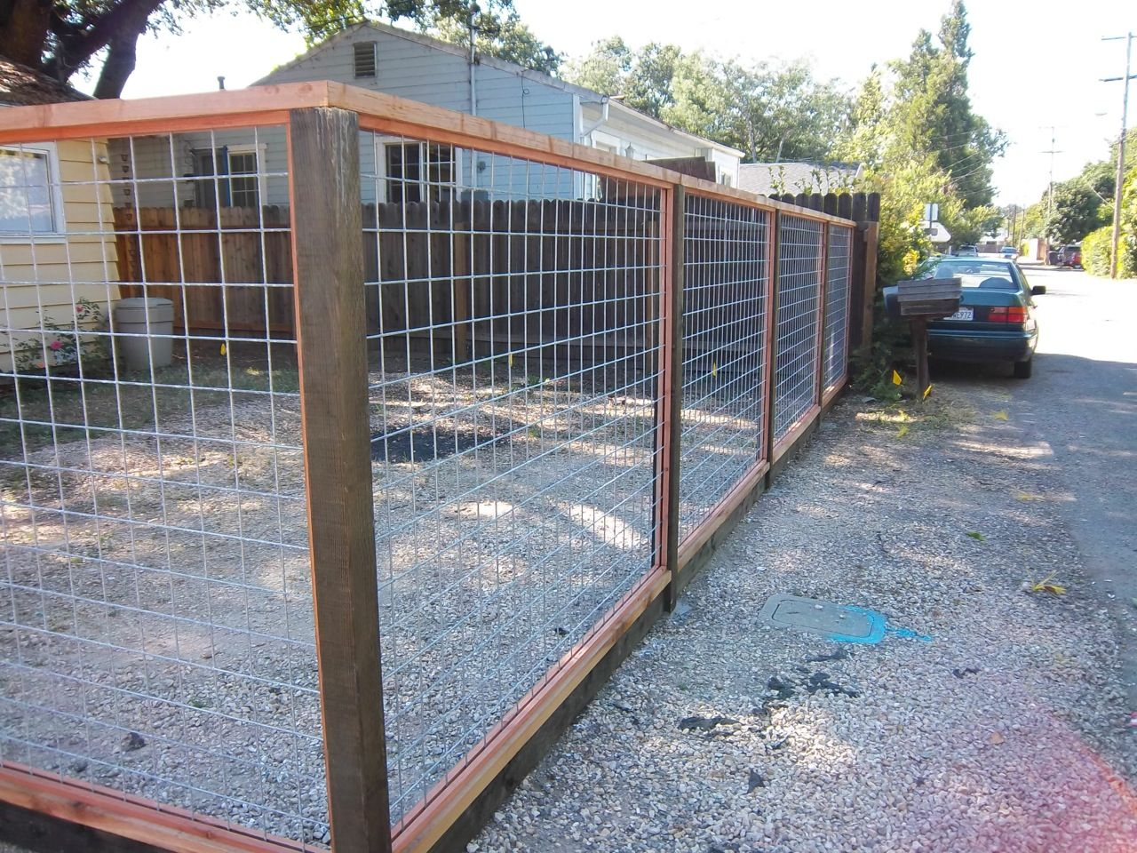 The 25 Best Wire Fence Panels Ideas On Pinterest