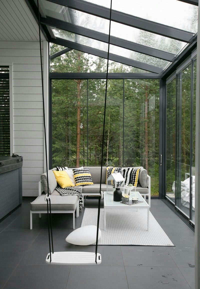 Beautiful Sunroom Style Ideas. Sunroom likewise called a sun room