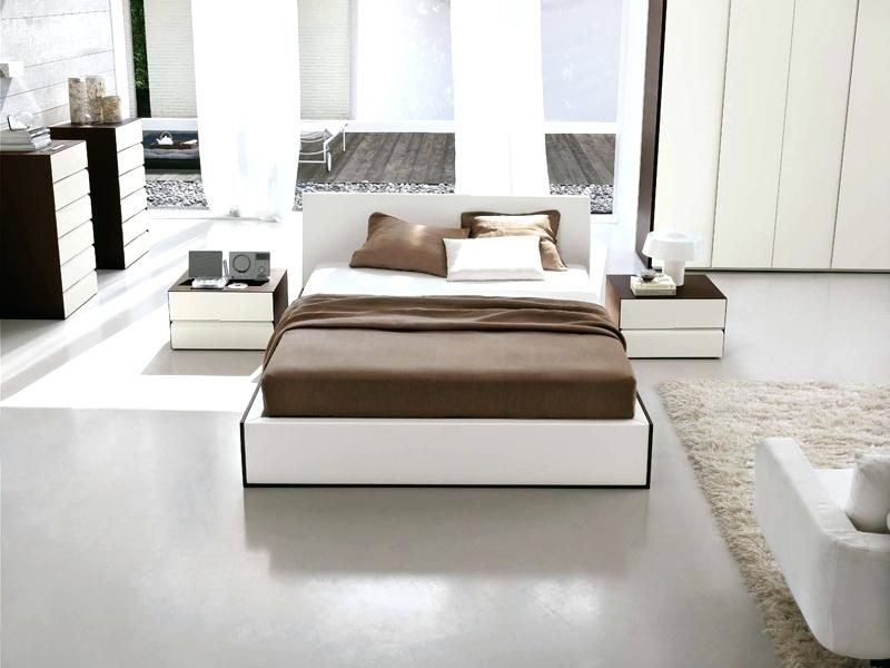 Moderne Weiße Schlafzimmermöbel Innenarchitektur 2018 Pinterest