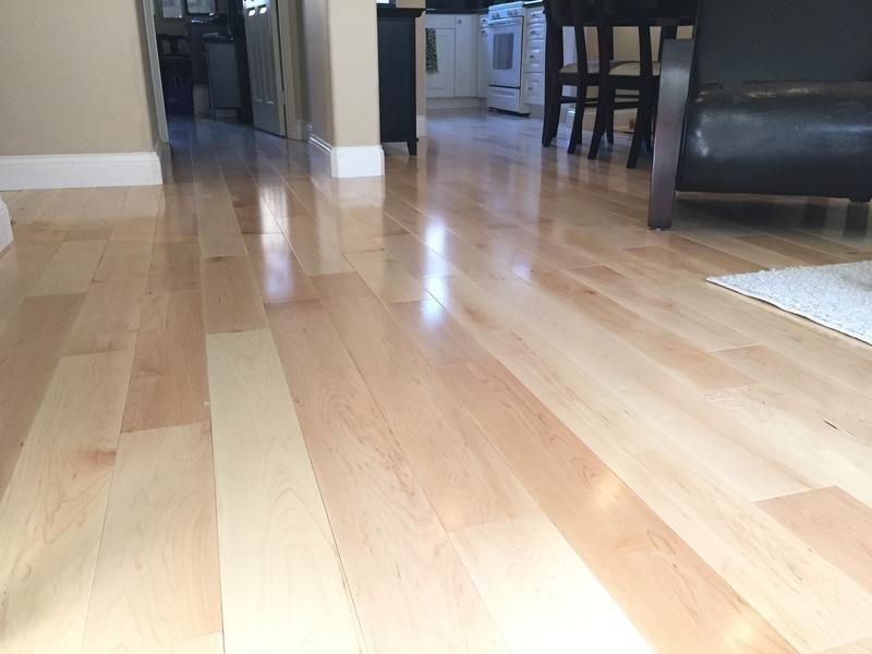 Customer Transformations May 16 20 Maple Wood Flooring Maple
