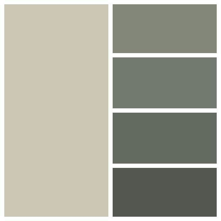 Revere Pewter Kitchen Cabinets: Revere Pewter For Main, Chelsea Grey/kendal Charcoal