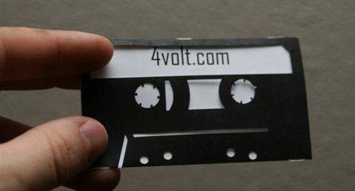 Business Card Design: Better Than A Plain Ol' Business Card | Card ...