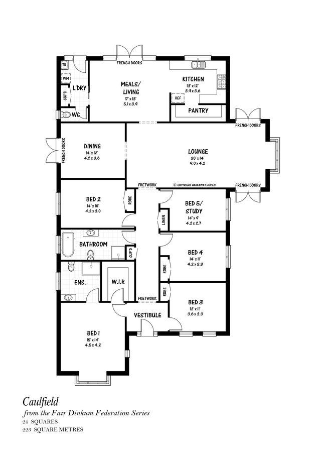 Harkaway Homes Freecall 1800 806 416 Designers And Suppliers Of Fine Reproduction Homes Including T Classic Victorian Home Design Floor Plans New House Plans
