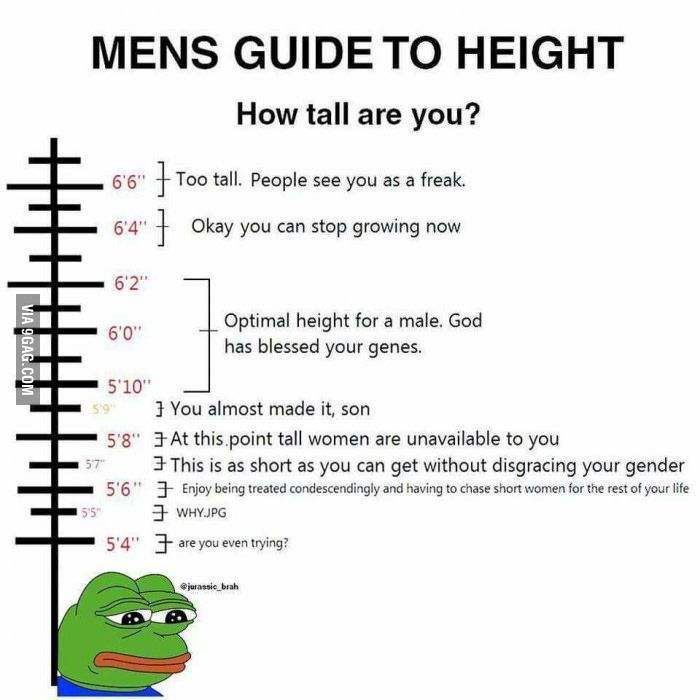 How Women I Ve Dated Judge Men According To Height Men Best Quotes Words